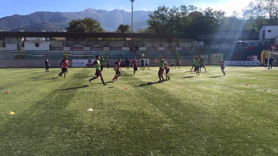 Calcio, Serie D: nuovo arrivo in casa Gelbison