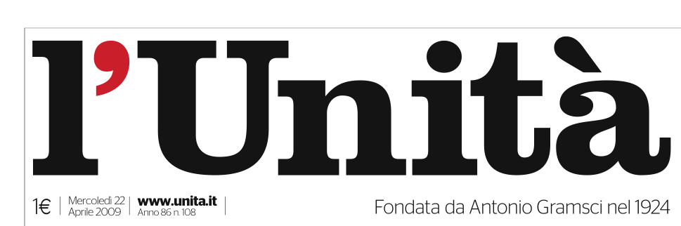 l'unità_logo