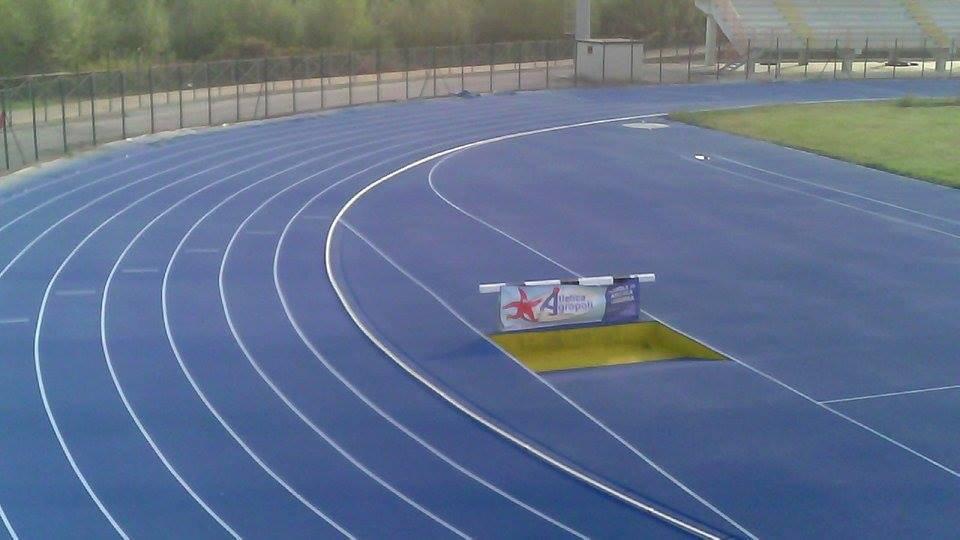 """Agropoli: il 24 ottobre s'inaugura la pista dello stadio """"Guariglia"""""""