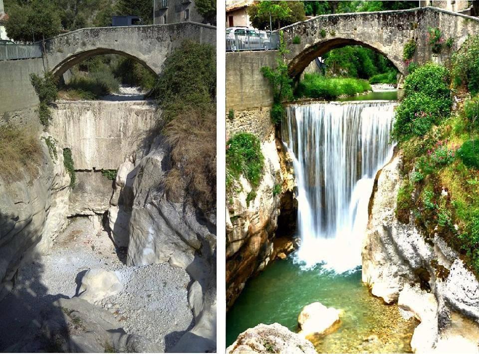 Piaggine, è polemica per il restauro dell'antico ponte medievale