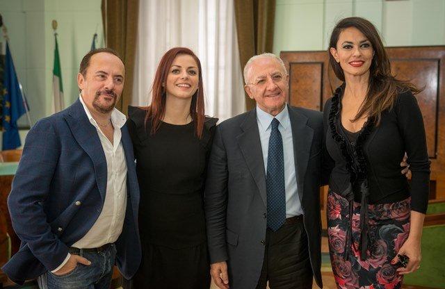 """""""Babbo Natale non viene da nord"""": nella sale il film girato a Salerno"""