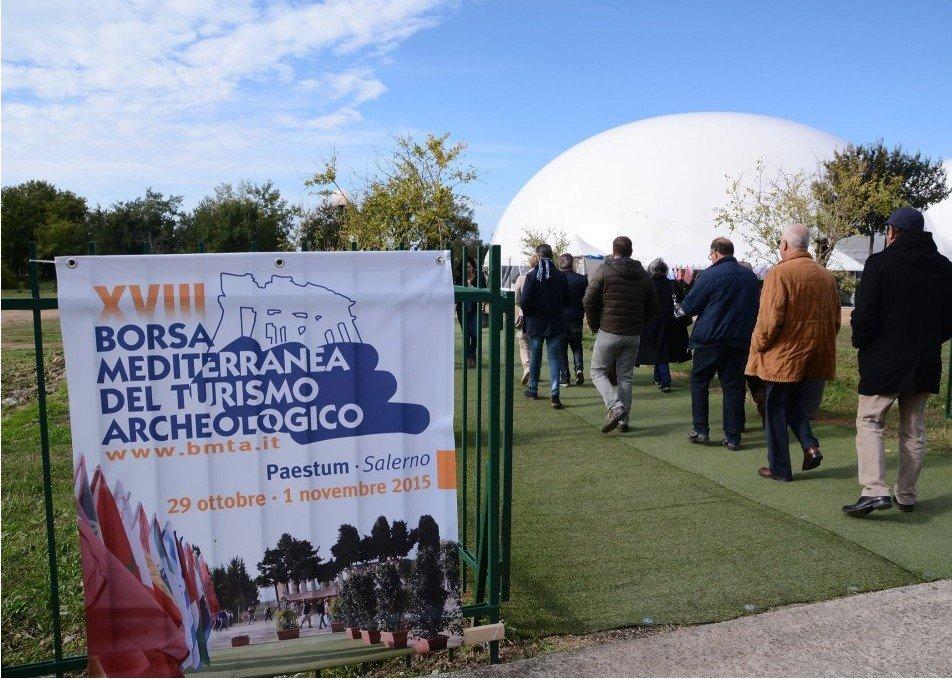 Borsa del turismo di Paestum: gemellaggio con Tunisi all'insegna della cultura