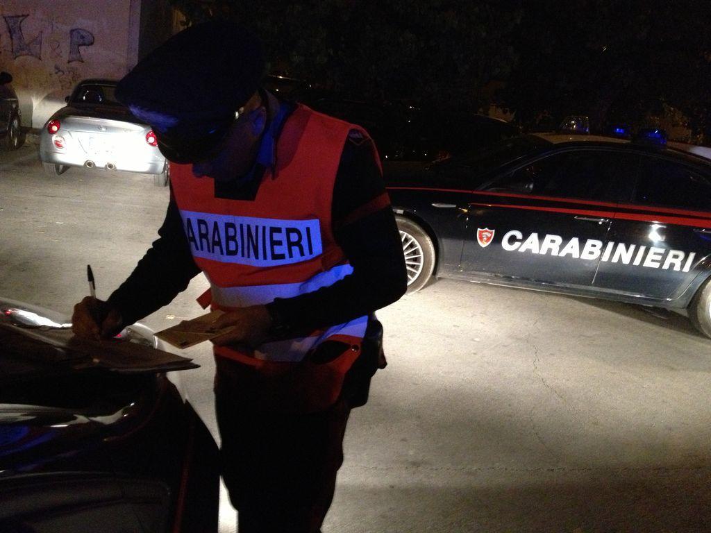 Operaio 24enne trovato in possesso di droga: arrestato