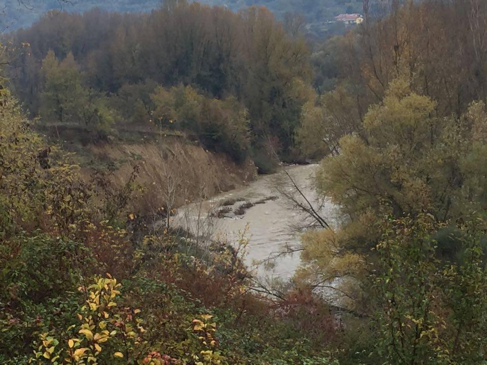 """Il Tanagro fa paura: """"Subito opere anti alluvione"""""""