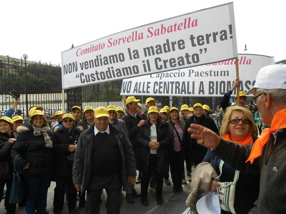 protesta_centrale_capaccio