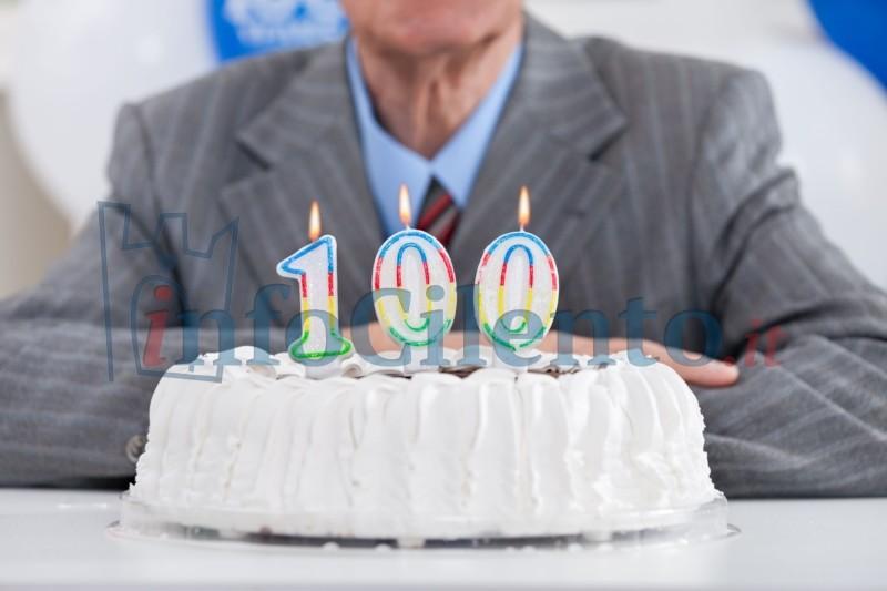 Nonna Vittoria compie 108 anni. Cilento si conferma terra di centenari