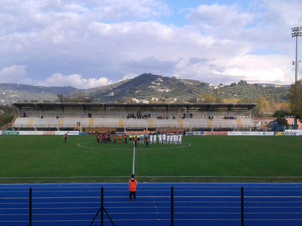 Torna in campo la Serie D. Oggi Agropoli – Sarnese, Cerruti: vogliamo salvarci
