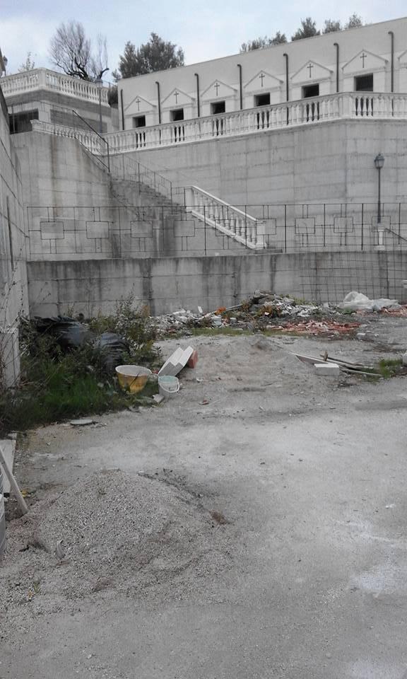 Vallo della Lucania: cimitero nel degrado, presto la riqualificazione