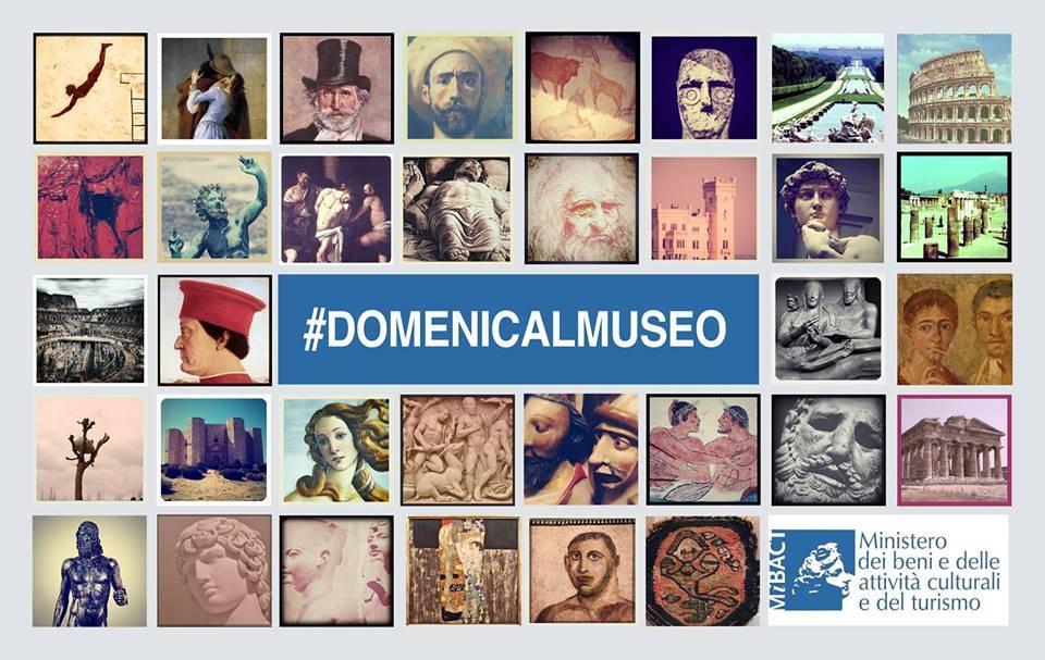 domenicaalmuseo_logo