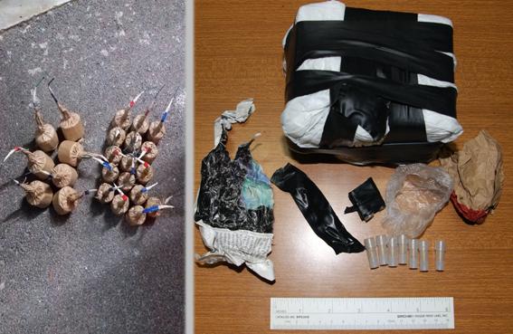 Blitz antidroga nel Cilento: ecco tutti gli arrestati