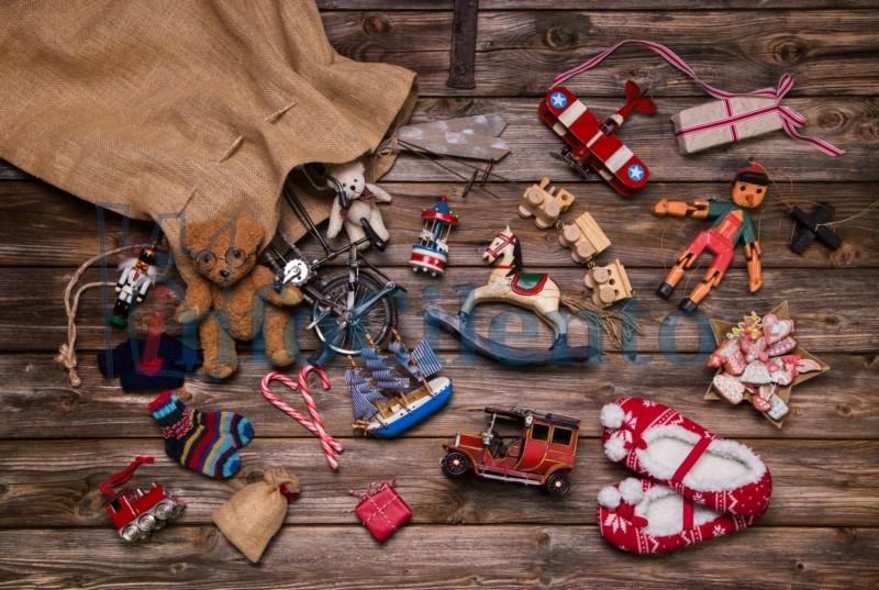 Nel Cilento un museo del giocattolo povero