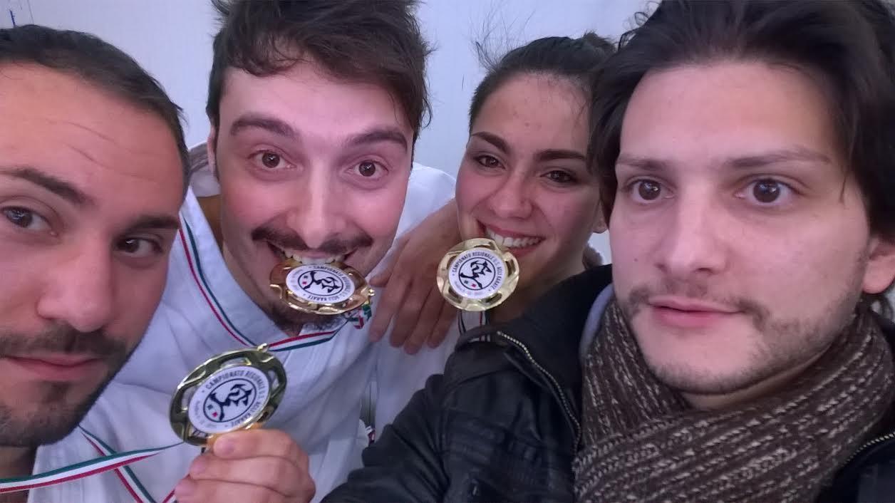 Il Cilento conquista sei medaglie nel Karate | FOTO