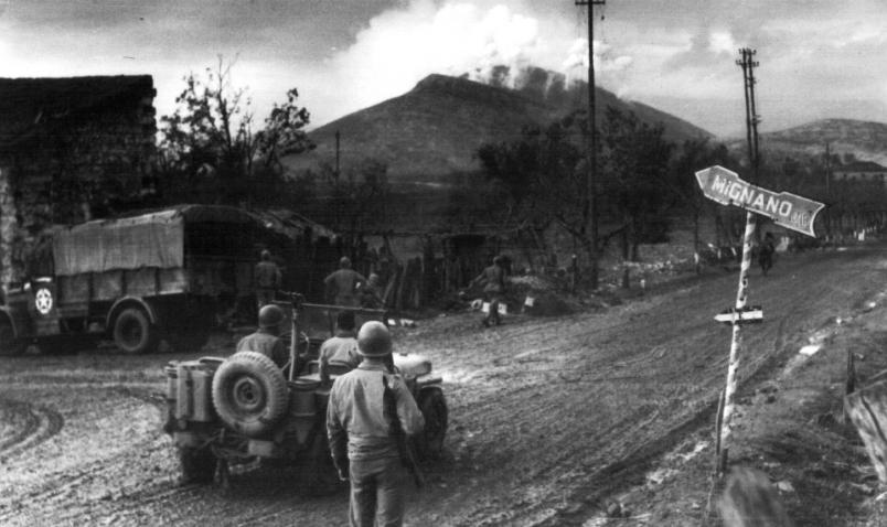 Agropoli presente alle celebrazione della battaglia di Mignano Montelungo