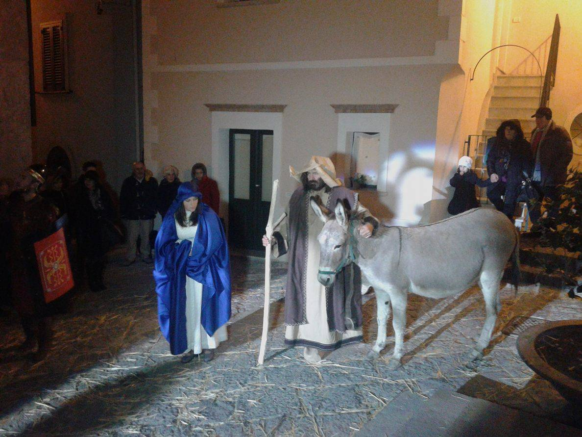 Strardinario successo per il Presepe Vivente di Agropoli, stasera si replica | VIDEO