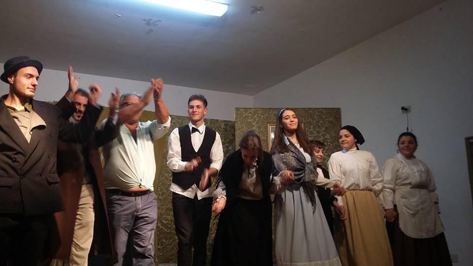Teatro e solidarietà: domani ultimo appuntamento a Caselle in Pittari