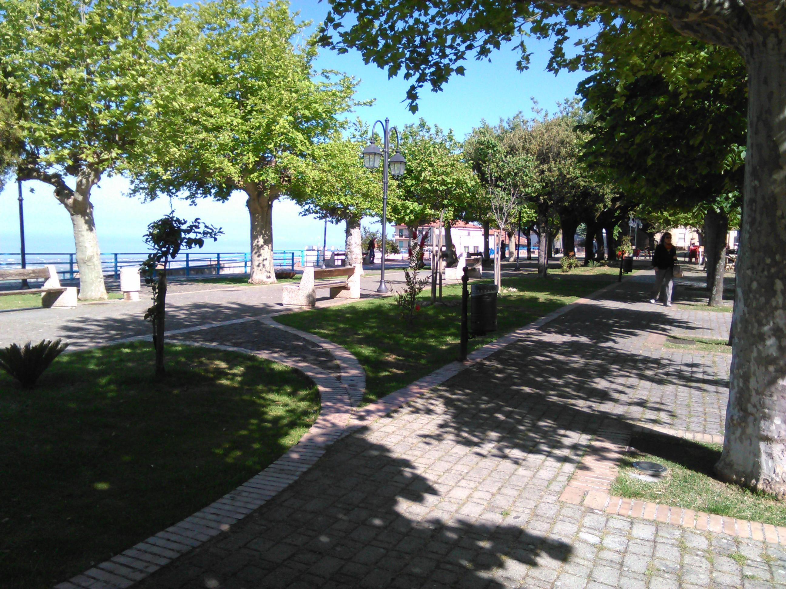 Giardini Capaccio capoluogo