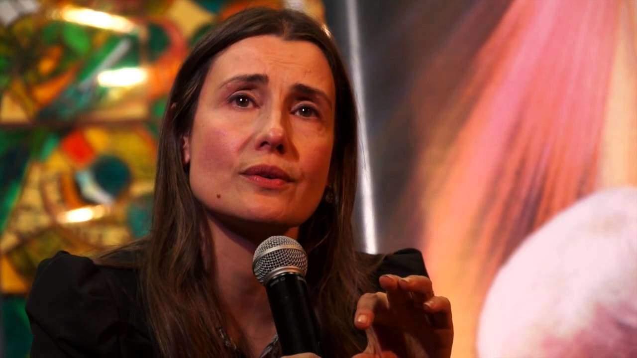 Claudia Koll in ritiro carismatico nel Cilento