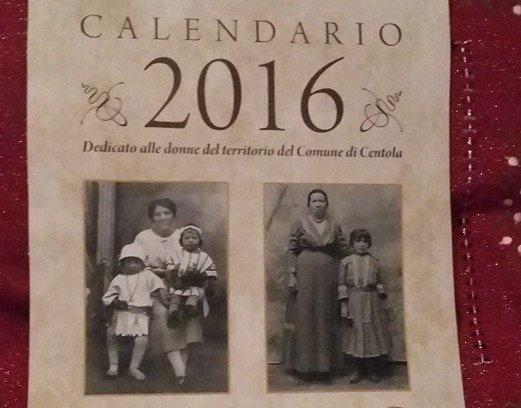 Cilento: le donne del '900 in un calendario. Parte oggi la distribuzione