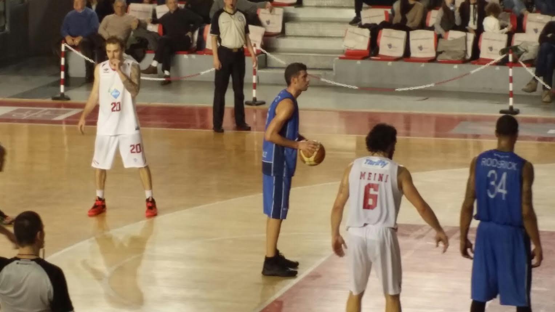 Basket: Trasferta amara per l'Agropoli a Roma