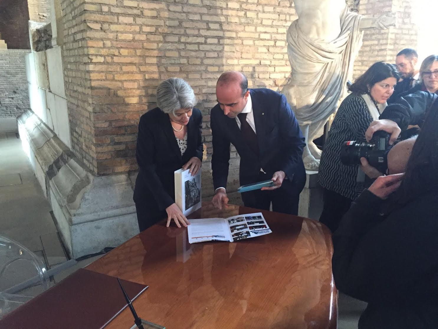 Per la BMTA di Paestum, invitato anche il direttore generale dell'Unesco
