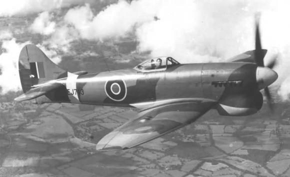 aereo seconda guerra mondiale