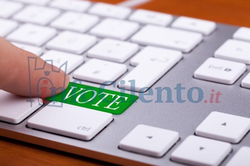 Fermento per le elezioni: nel Cilento il prossimo sindaco si sceglie on line