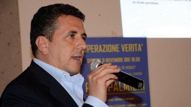"""Il sindaco di Roscigno Pino Palmieri ospite de """"L'Arena"""" di Massimo Giletti"""