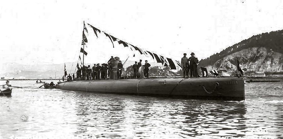 Recupero del sommergibile Velella, c'è un'interrogazione parlamentare