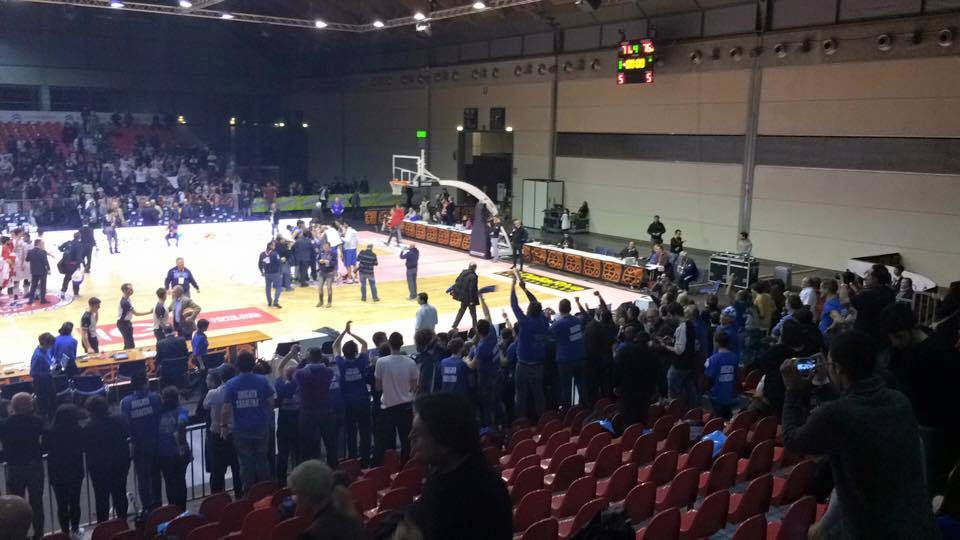 Basket, Coppa Italia A2: Agropoli vola in semifinale