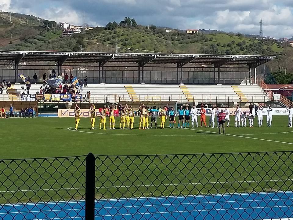 Serie D: beffa Agropoli. Con il Gragnano finisce 1 a 1