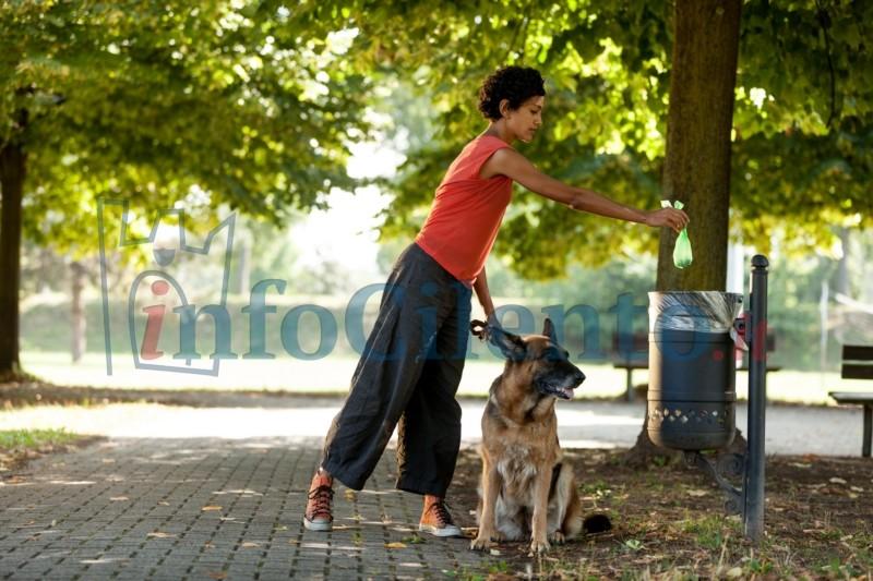 Proprietari di cani incivili: pugno duro del comune