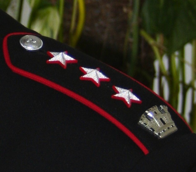 Cilento: promossi i comandanti delle compagnie carabinieri