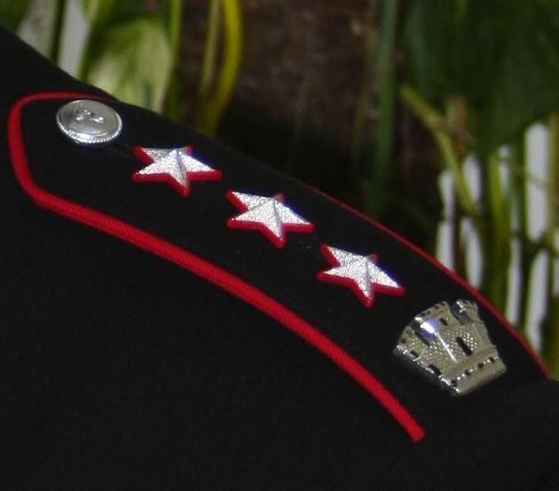 Salvarono due bimbe ed un'anziana da un incendio: encomio per tre carabinieri
