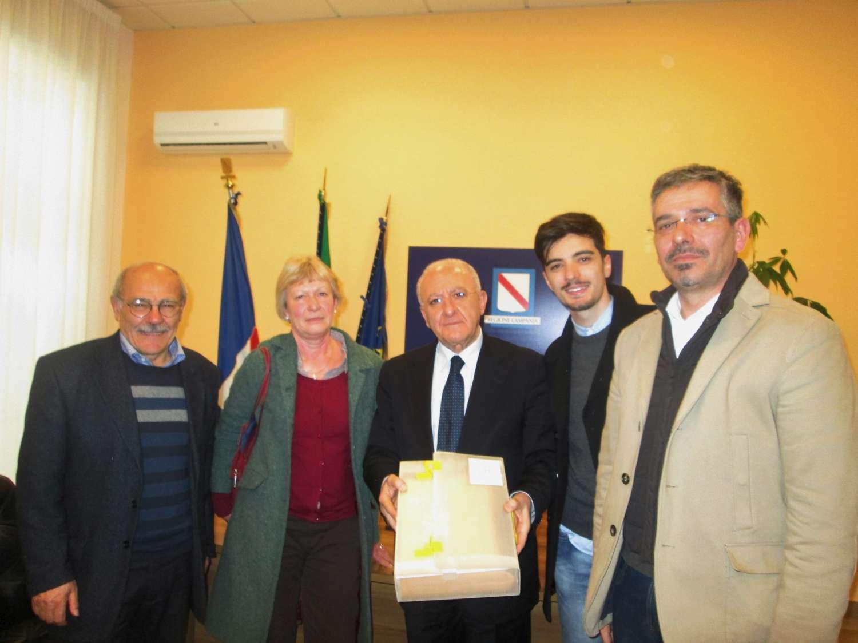 Ospedale di Polla, comitato C.U.R.O. incontra De Luca. Intanto è caos in cardiologia