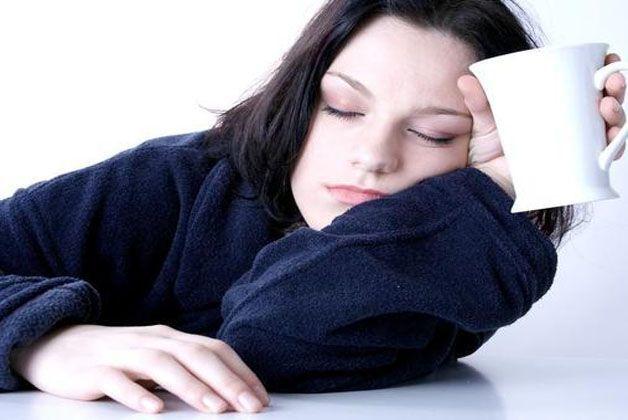 donna stanca