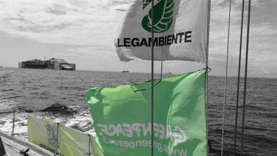legambiente e greenpeace