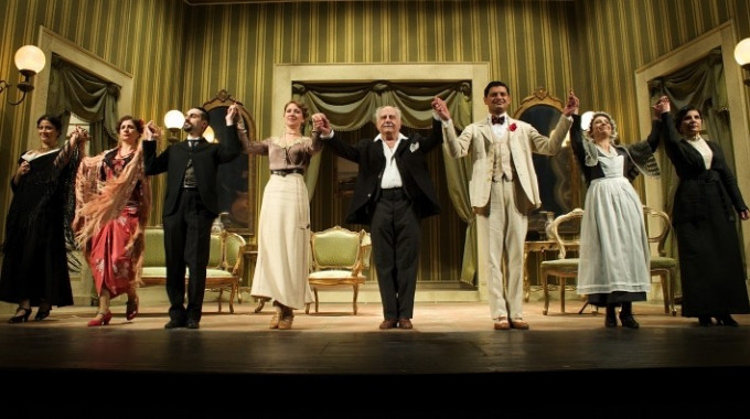Agropoli: l'ultimo De Filippo in scena nel teatro dedicato ad Eduardo