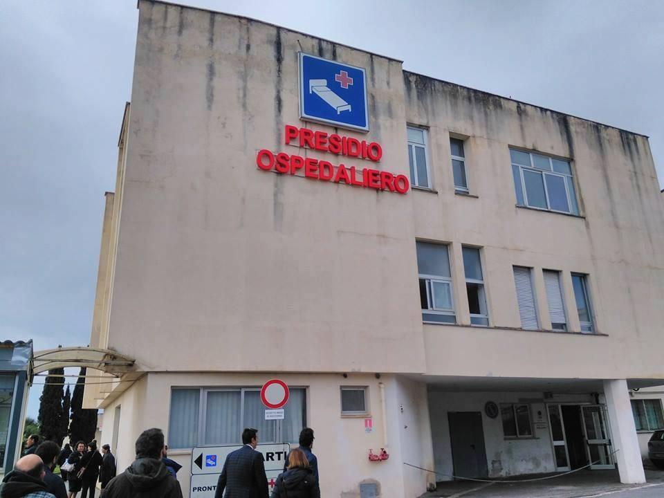 All'ospedale di Sapri uova di Pasqua per gli ammalati