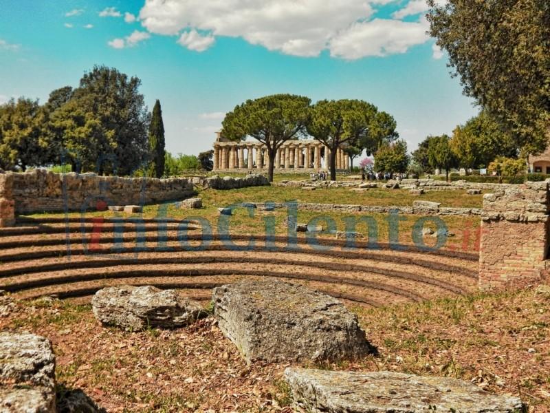 Paestum: da oggi a domenica ricco programma di eventi nell'area archeologica