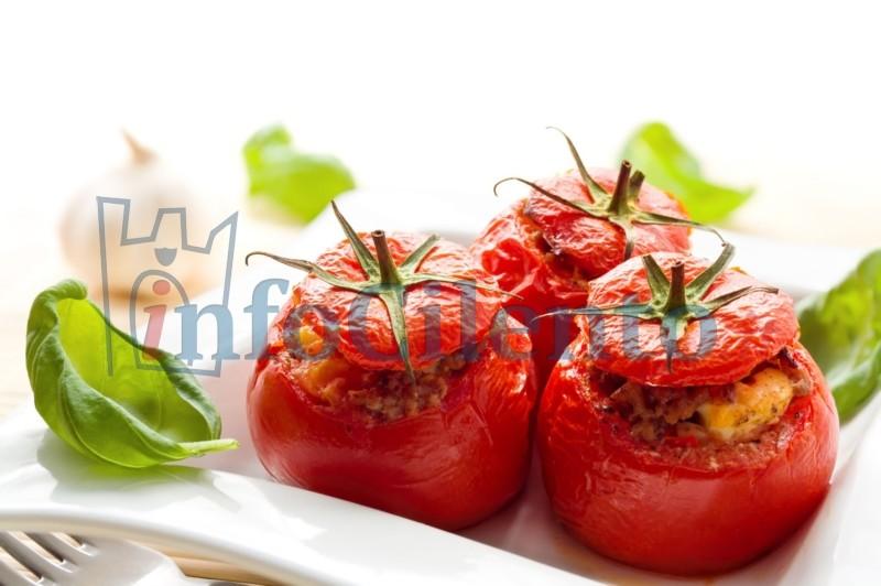 A tavola con InfoCilento: pomodori ripieni con maccheroni