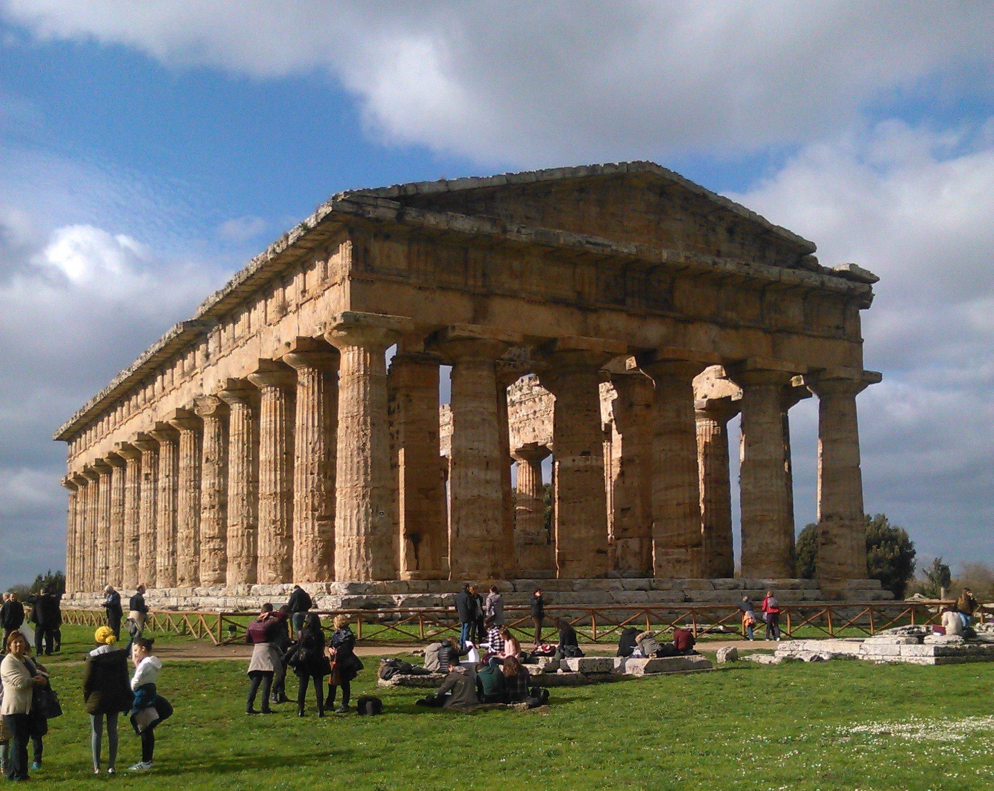 A Pasqua il Tempio di Nettuno sarà aperto ai visitatori