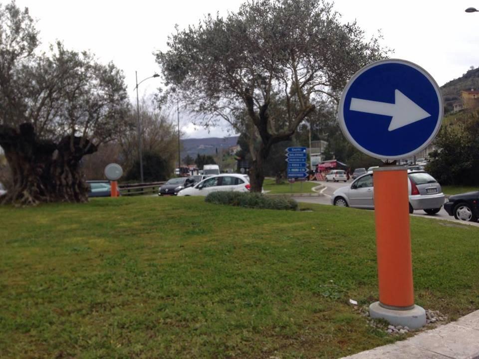 Agropoli: lavori e traffico in tilt. Automobilisti infuriati