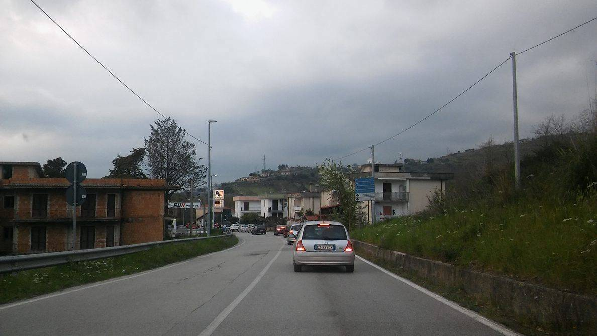 Piano anti traffico flop, code in Cilento