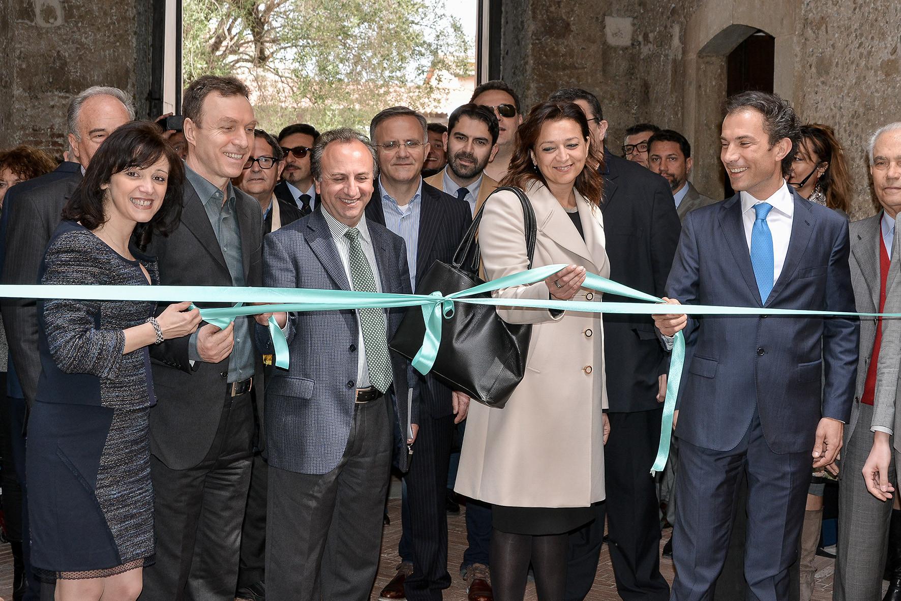 Inaugurato il Kibslab, unico Centro Sperimentale per lo Sviluppo delle Competenze in Campania con sede nel Cilento