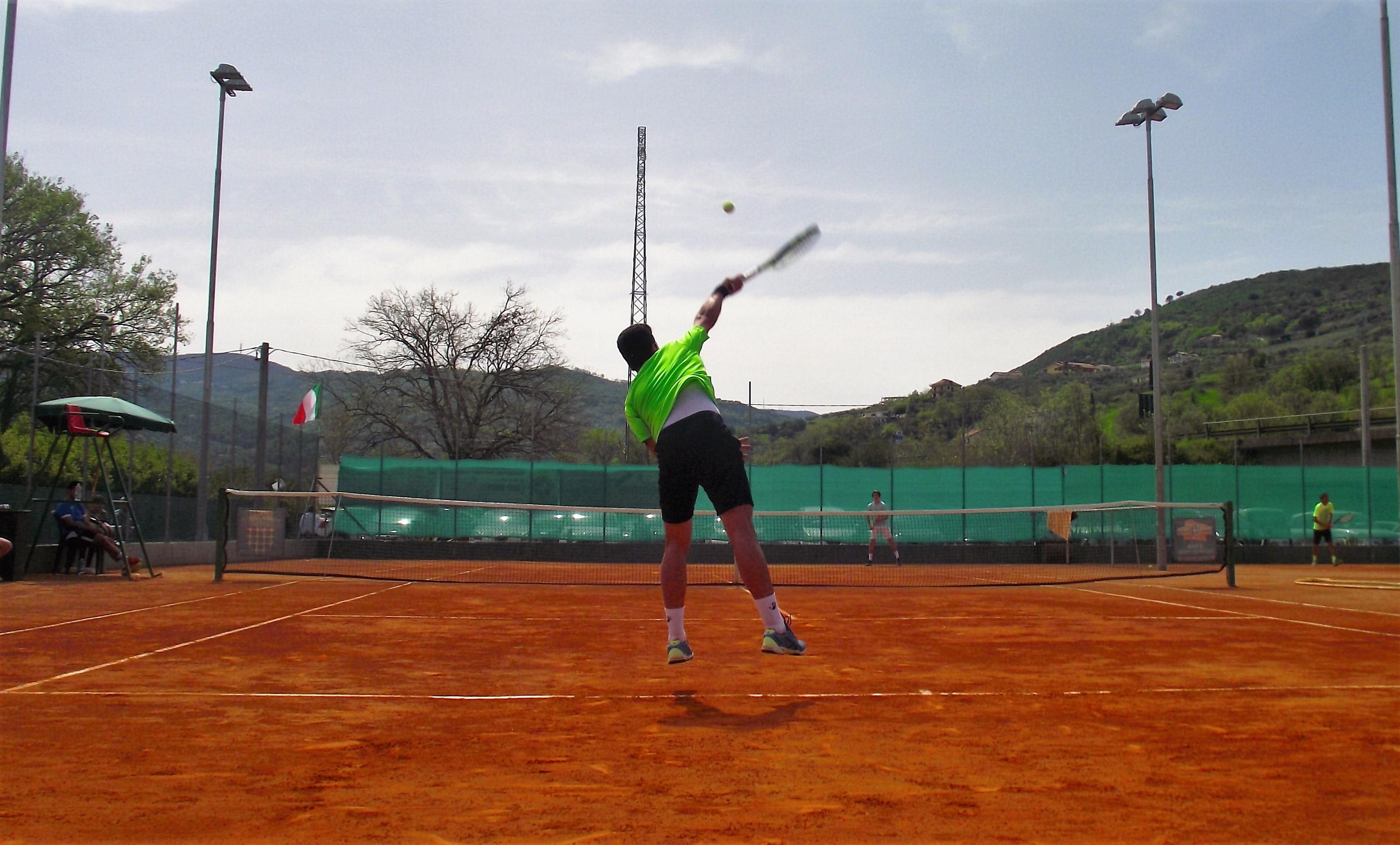 Tennis, Serie C: il TC Agropoli non va oltre il pareggio con lo Sporting Club Briano