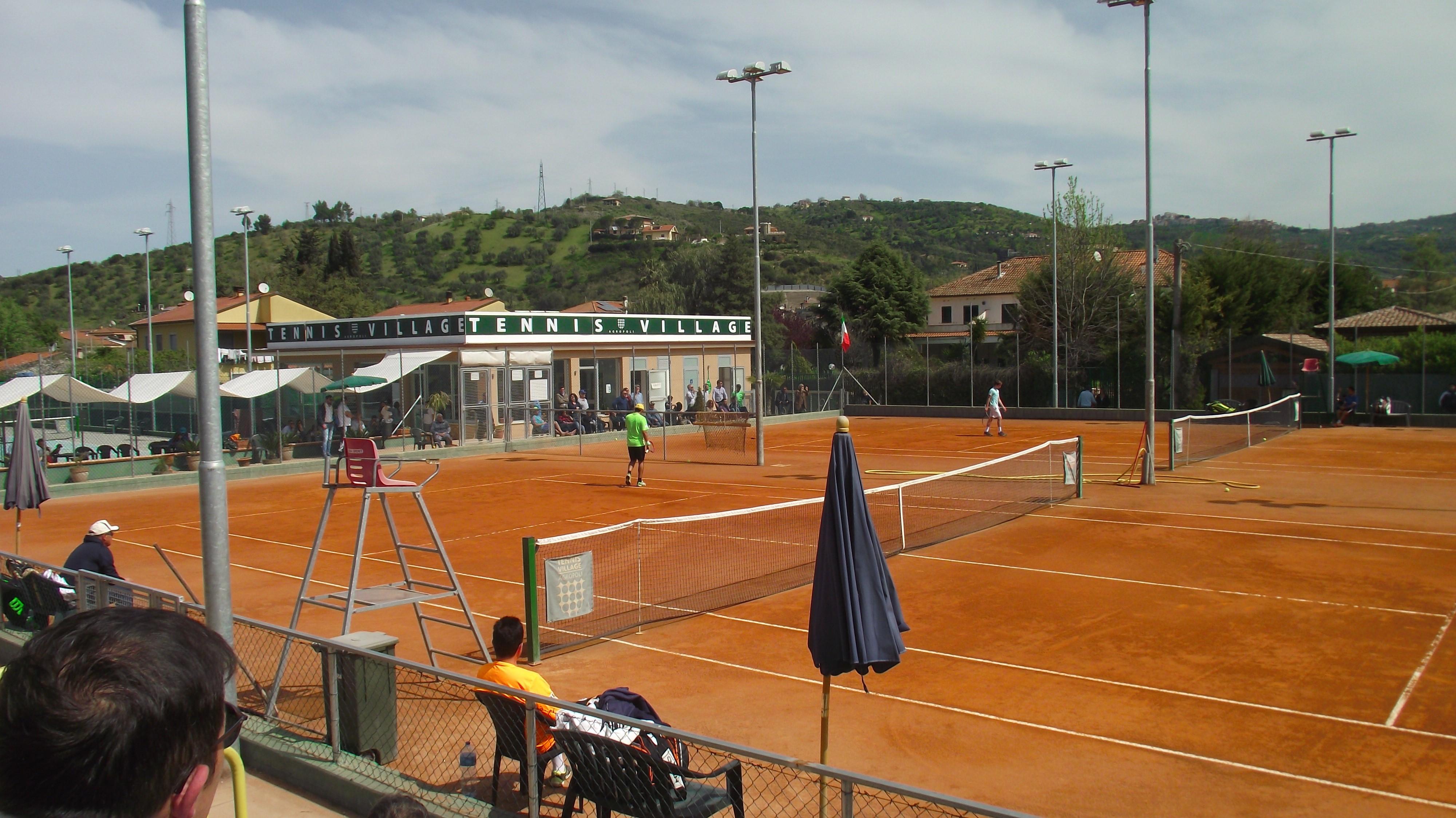 Tennis, entra nel vivo il torneo OPEN nazionale al Tennis Village di Agropoli