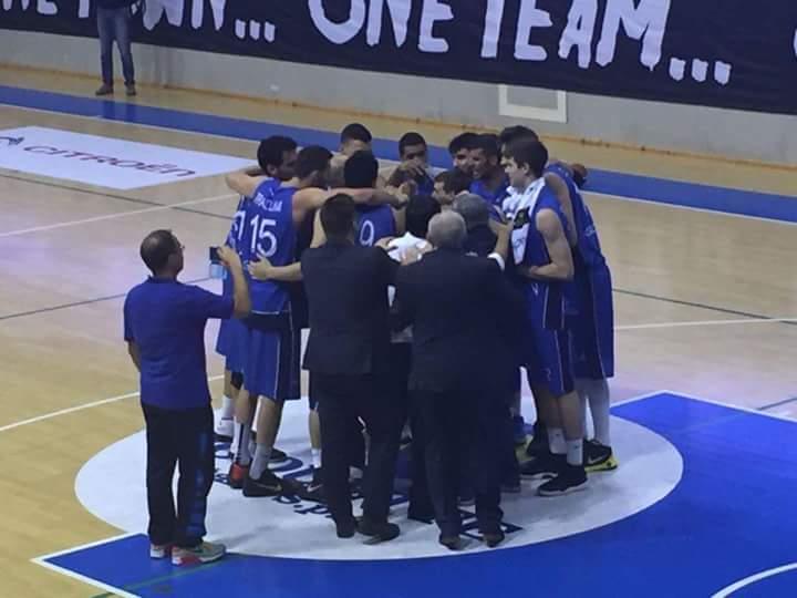 Basket, Serie A2: Agropoli, testa alla serie playoff contro la Fortitudo