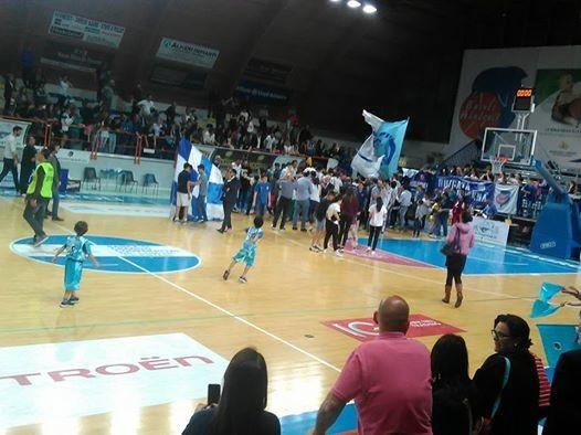 Basket,Serie A2: bagno di folla per Agropoli