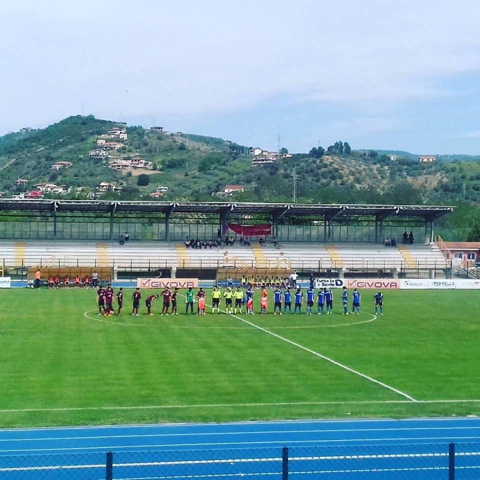 Serie D: l'Agropoli crolla in casa e torna in zona play out