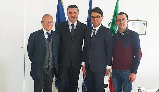 Regione: l'ordine dei medici veterinari incontra Franco Alfieri